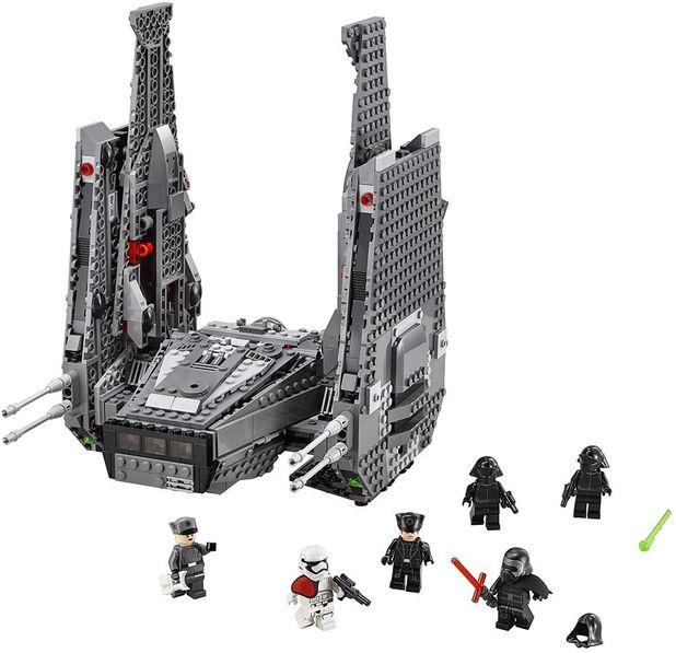 Kylo Ren shuttle LEGO
