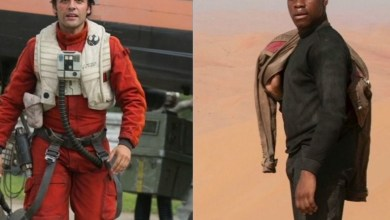 Star Wars: The Force Awakens - The Poe/Finn Connection Nobody Noticed
