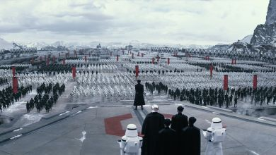 Star Wars: The Force Awakens - We Analyze That New First Order Shot From The Korean Teaser
