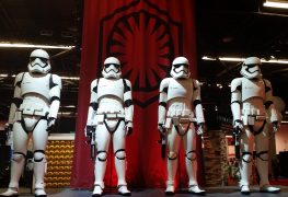 D23: Here Are Those Star Wars: The Force Awakens Costumes from the Showfloor