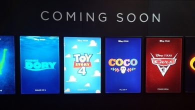 D23: The Full Poster Lineup for Pixar's Upcoming Slate