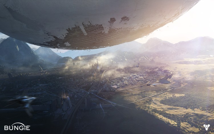 destiny the last city
