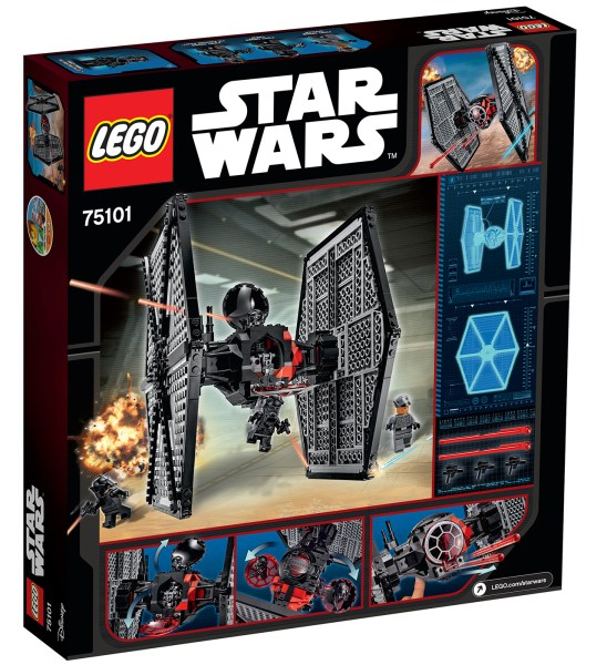 first order tie fighter lego 0b