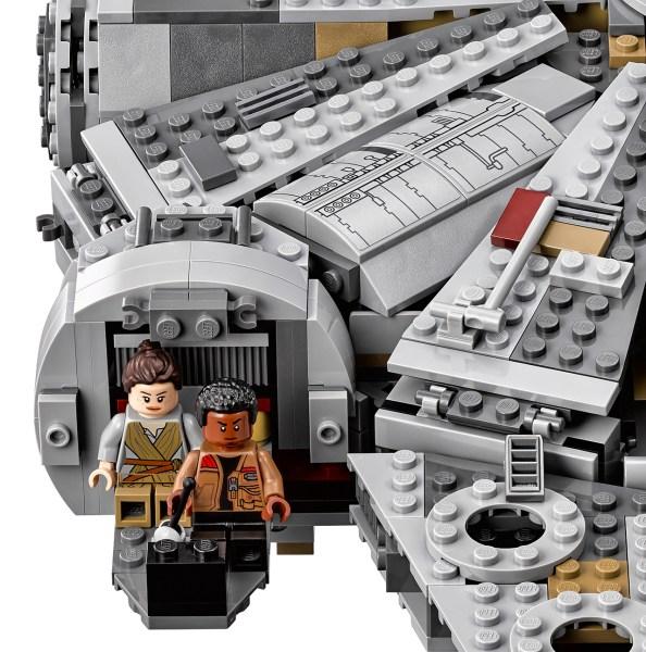 lego falcon 4