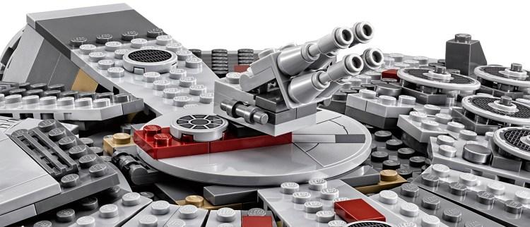 lego falcon 5