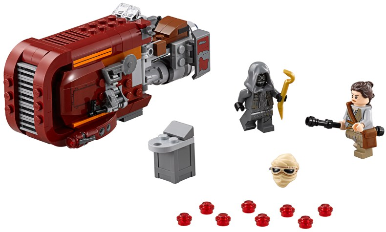 Here's Every Star Wars: The Force Awakens LEGO Set (So Far)