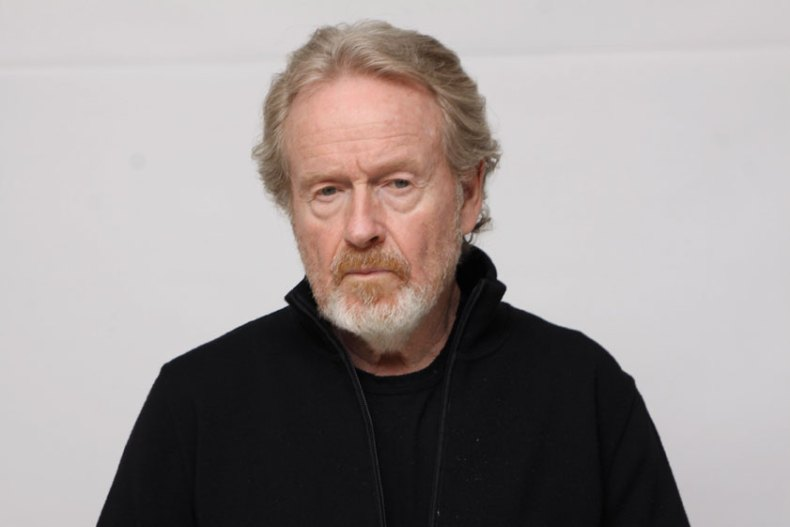 What Will Be Ridley Scott's Next Movie After The Martian?