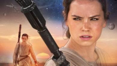 Star Wars: The Force Awakens - Is Rey A Jedi?