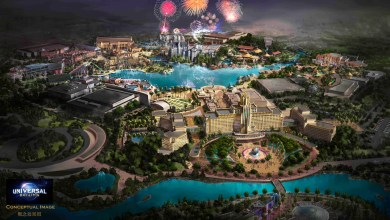 Here's What We Know About Universal Studios' Beijing Theme Park