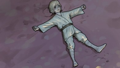 This New Star Wars Comic Shows Luke Skywalker Growing Up on Tatooine