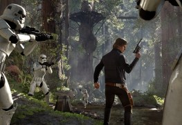 Star Wars: Battlefront - Here's What Han, Leia, And The Emperor Look Like In Game