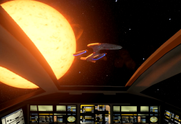 Star Trek Virtual Reality: Ever Wanted To Explore The Enterprise-D? With This Demo You Can