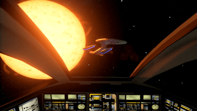 Photo of Star Trek Virtual Reality: Ever Wanted To Explore The Enterprise-D? With This Demo You Can