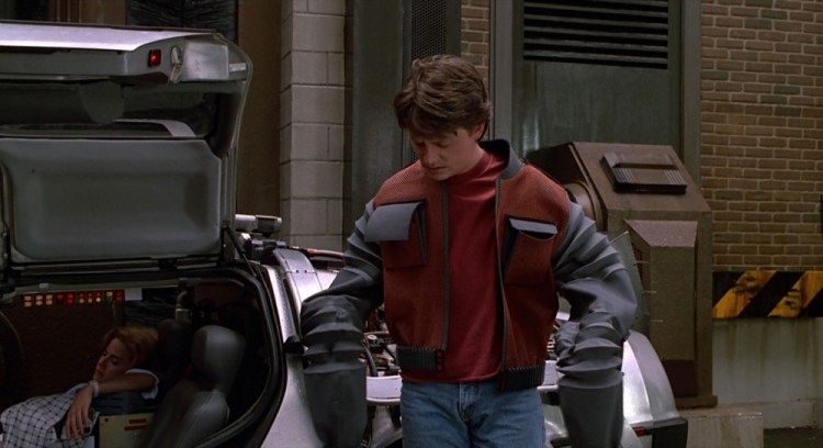 adjustable jacket