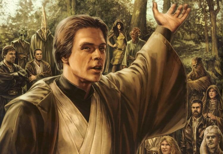 Luke Jedi
