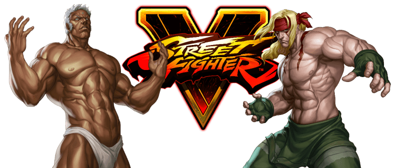 Street Fighter V DLC Characters Revealed!