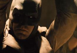 Batman and Superman Prepare for a Friendly Chat in the BvS Sneak Peek