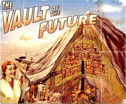 fallout vault of the future