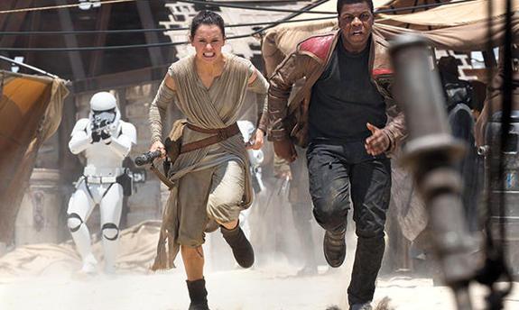Finn and Rey 2