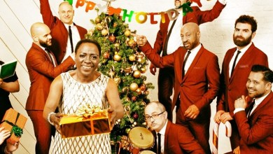 """Photo of Review of """"It's a Holiday Soul Party"""" by Sharon Jones & the Dap-Kings [Podcast]"""