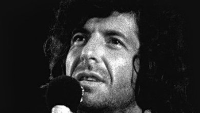 Photo of R.I.P. Leonard Cohen