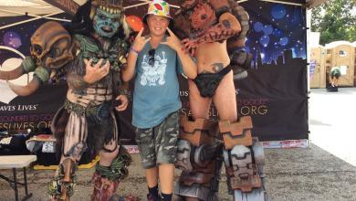 Photo of NMW's Creepy Songs for Halloween: GWAR Edition!!!! (***WARNING: EXTREMELY OFFENSIVE MATERIAL AHEAD)