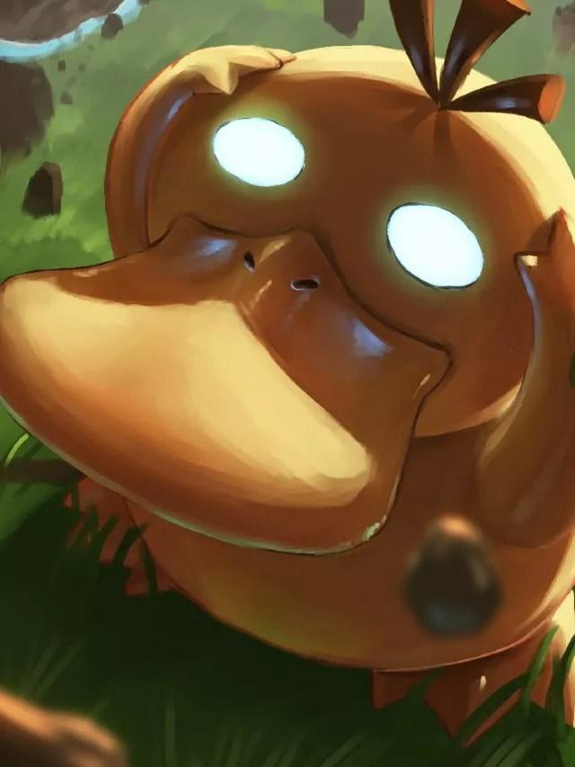 Pokémon que lutam sob circunstâncias estranhas