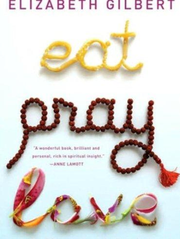 Boekrecensie Eat, Pray, Love