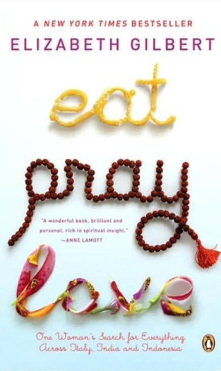 Boekrecensies Eat, Pray, Love