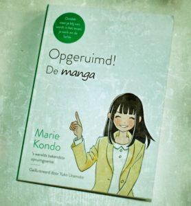 opgeruimd manga
