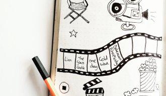 Films over schrijvers