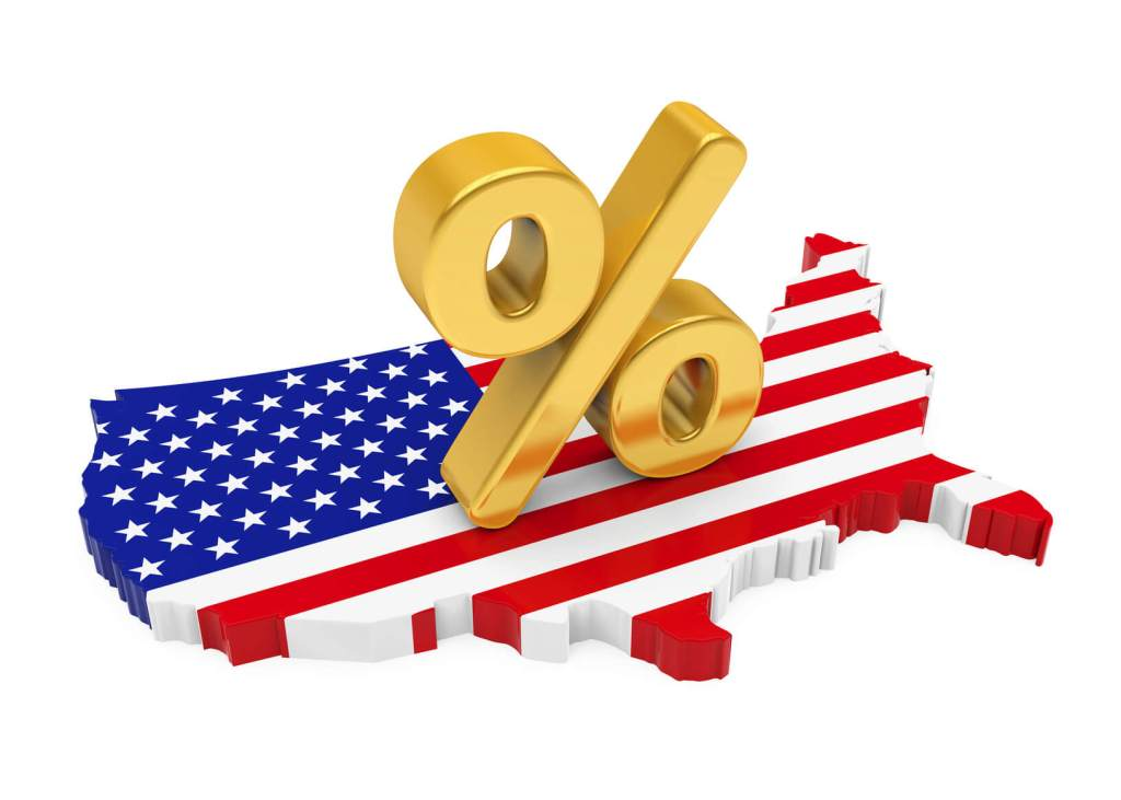 USA low interest rate