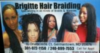 Brigitte Hair Braiding   Our Origins Social Living