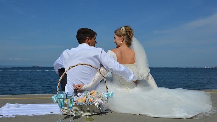 結婚式の前撮りをしない?メリットデメリットは?
