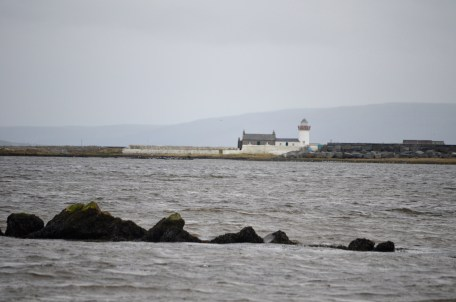 Lighthouse on Galway Bay