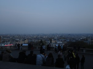View from Sacre- Coeur