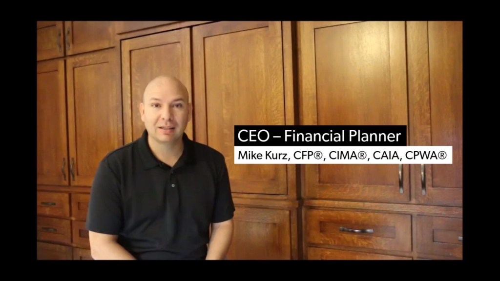 Introduction Video OverShare Advice and Planning LLC Mike Kurz CEO