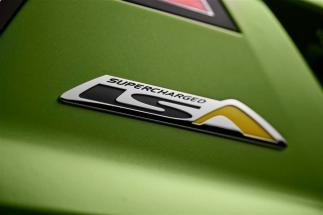 GTS Maloo LSA Badge Detail (Large)
