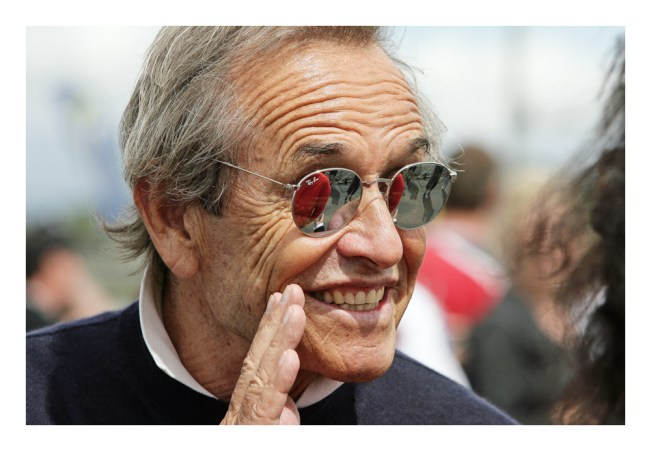 Ickx. IMAGE/terry marshall