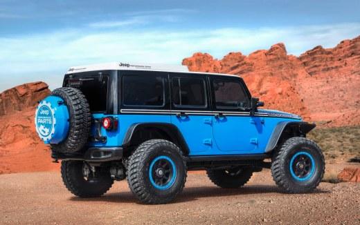Jeep® Luminator Concept