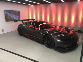 Aston Martin dealership launch 005