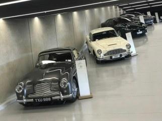 Aston Martin dealership launch 006