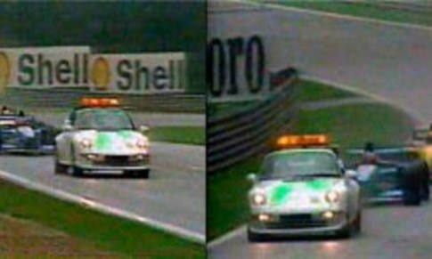 1995 Porsche 911 GT2 used at Spa
