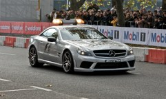 The Mercedes-Benz SL63 AMG was used during the 2008 and 2009 seasons