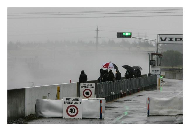 Wet-practice. IMAGE terry marshall.