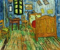 Van Gogh - Bedroom at Arles Painting Reproduction for Sale ...