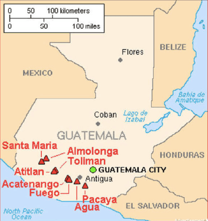 https://www.express.co.uk/news/world/970564/Guatemala-volcano-eruption-map-where-is-Guatemala-central-America-where-is-Fuego