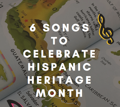 Music for Hispanic Heritage Month