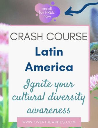 Latin American Culture FREE mini course
