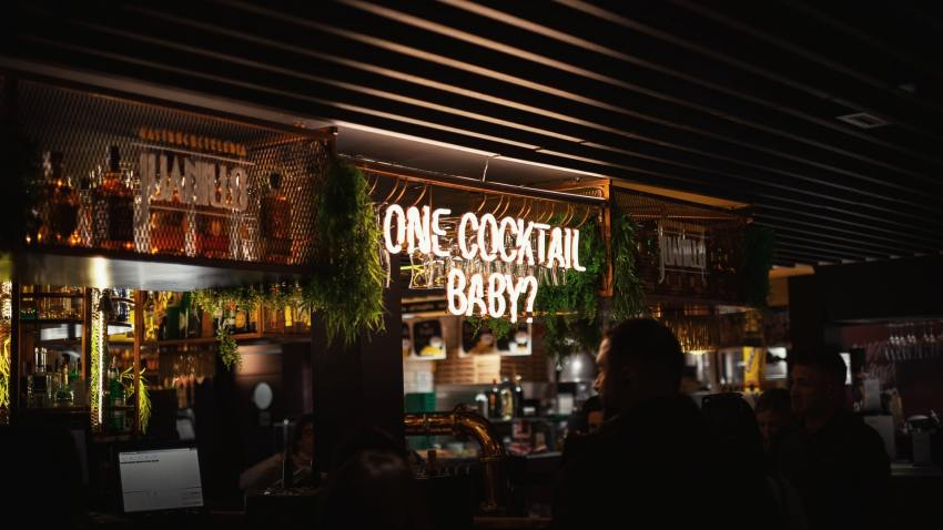 One Cocktail Baby